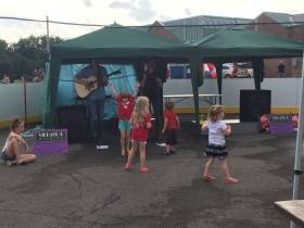 Sing Along at Canada Day in Greely